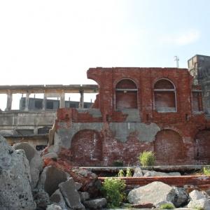 l-Nagasaki 2016 Gunkanjima (Battleship island) 2.JPG